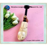 Buy cheap Two way adjustable cedar wooden shoe stretcher for high heel from wholesalers