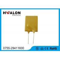 Buy cheap DIP/SMD PPTC Thermistor Polymeric Positive Temperature Coefficient Resettable Fuse from wholesalers