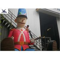Buy cheap Disney Character Soldier Life Size Resin Models , Fibreglass Garden Statues  from wholesalers