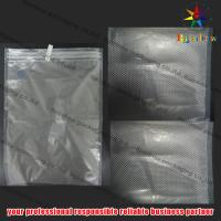Buy cheap Embossed PET Vacuum Seal Storage Bags With Zip Lock For Cookies from wholesalers