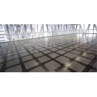 Accurately Sized Indoor False Flooring , Raised Access Flooring SGS Standard Manufactures
