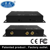 Buy cheap Durable 2 Channel Car DVR System NTSC PAL Parking Monitoring Driving Recorder from wholesalers