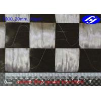 Buy cheap Ultra Thin Toray 12K Spread Tow Carbon Fiber Fabric T800 20MM With 44GSM Weight product