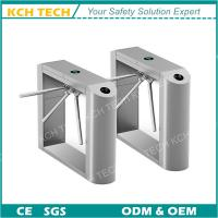 Wholesale Bi-direction RS485 QR Code Reader Revolving Arm Drop Tripod Turnstile from china suppliers