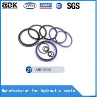 Buy cheap NBR PU PTFE Breaker Seal Kit Hydraulic Rock Seal Kit Atlas - Copco MB1000 from wholesalers