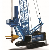 Buy cheap SD2200 199KW Multifunctional Hydraulic Drilling Rig With 75m Max Drilling Depth from wholesalers