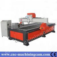 Buy cheap 4th axies cnc wood machines for sale ZK-1325MA(1300*2500*200mm) from wholesalers