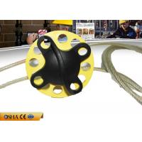 Buy cheap ZC-L41 Cable Safety Lock Out With 185 Weight ABS Material 2m Cable Steel Body from wholesalers