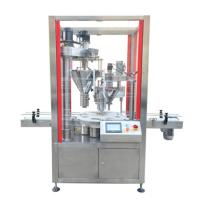 Buy cheap Milk powder packing machine powder filling machine for Can&Tin from wholesalers