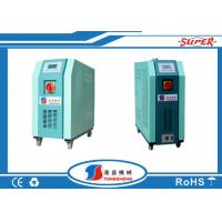 China Plastic Auxiliary Equipment Oil Temperature Control Unit 690mm X 325mm X 690mm on sale