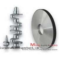 Buy cheap CBN Grinding Wheel For Crankshaft lucy.wu@moresuperhard.com from wholesalers