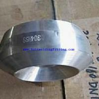 Buy cheap Stainless Steel Butt Welded Pipe Fittings Socket Weld 3000Lb Weldolet from wholesalers