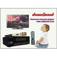 Buy cheap High quality SD karaoke player with Popular songs from wholesalers