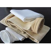 Buy cheap Compound Glass Fiber Cloth Industrial Filter Bag for Air / Gas Filtration from wholesalers