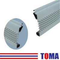 Buy cheap 77mm Aluminium Single Layer Roller Door Slat (TMS77J) product