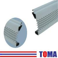 Wholesale 77mm Aluminium Single Layer Roller Door Slat (TMS77J) from china suppliers