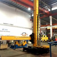 Column And Boom Manipulator Automatic Welding Automatic Flux Feeding And Recovery Manufactures