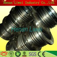 China stainless steel exhaust bellows on sale
