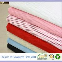 Wholesale Spunbond technology nonwoven textiles anti slip fabric from china suppliers