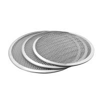 Buy cheap Seamless Rim Aluminium Pizza Pan, Round Pizza TraysCookware Bakeware 1mm Thickness from wholesalers