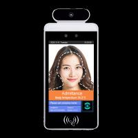 Buy cheap Customized POE Android Based Face Recognition Digital Signage Support RFID NFC Card Reading from wholesalers