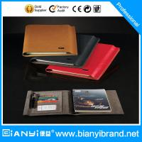 Buy cheap Top selling high quality 6 Ring organize loose-leaf notebook from wholesalers