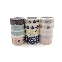 Buy cheap Custom Make Design Printed Paper Coloured Washi Tape For Crafts, Beautify Bullet Journals, Planners from wholesalers