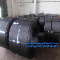 """Wholesale 0.6""""(15.24mm)pc-steel-wire-strand-grade-1860-with-high-strength-low-relaxation from china suppliers"""