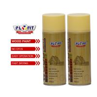 Wholesale Wood Furniture Acrylic Spray Paint Fast Drying Scratch Resistant UV Protection from china suppliers