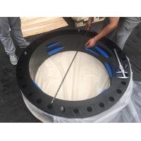 Buy cheap ASTM A105 / A105N NACE0175-03 , BLIND / SO / WN / STEEL FLANGE , FF / RF / RTJ , product