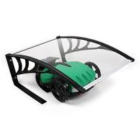 Buy cheap Retractable Lawn Mower Solid Polycarbonate Awning UV Layer Protection from wholesalers