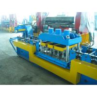Buy cheap 220V 380V 460V Glazed Tile Roll Forming Machine Door Frame Roll Forming Equipment from wholesalers