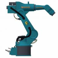 Wholesale 56kg - 560kg 6 Axis Robot Arm 1.5 M/S--1.2 M/S Synthetic Arm Tip Speed from china suppliers