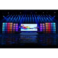 Wholesale Indoor P 3 High Definition Led Curtain Display Full Color for Stage from china suppliers