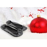 Buy cheap Best Christmas and Birthday Gift 2018 Customized Foldable Ballet Shoes for Girl Women and Ladies from wholesalers