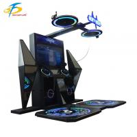 Wholesale Beat Saber Arcade Game 9D VR Simulator With 2 Player Touch Screen Display from china suppliers