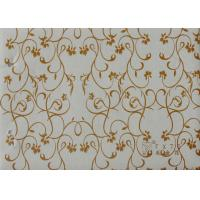 Buy cheap Mdf Vacuum Press Decorative Plastic Sheets 1400mm Width Decoration Foil Sheet For Door from wholesalers