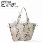 Buy cheap Ladies Croc PU Handbag. from wholesalers