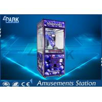 Buy cheap Easy Management Crane Game Machine Hardware / Plastic / Wood Material from wholesalers