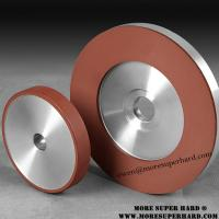 Buy cheap Resin diamond grinding wheel for glass, pcd/pcbn tools grinding from wholesalers