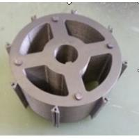 China Precision Fully Electric Car Motor Parts , Electric Motor Rotor Deliver Mechanical Power on sale