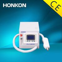 Colored Water cooling Air Cooling ND YAG Laser Tattoo Removal Equipment