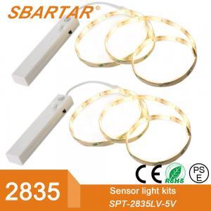 2017 Hot Sell Under Bed 10 LED Strip Light, Motion Activated Bed Light Night Light LED Strips Manufactures
