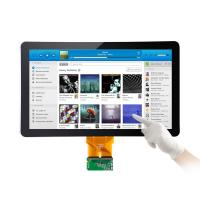 Buy cheap Android Win7 Win8 Capacitive Touch Screen Kit , 18.5 Inch Projected Capacitive Touch Panel from wholesalers