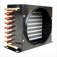 Buy cheap Electric copper tube heat exchange Air Cooled Condenser coil FNA-0.25/1.2 FN series from wholesalers