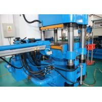 Wholesale 75KW Rubber Pressing Molding Plate Vulcanizing Machine Dual Motors 400 Ton Quick Clamping Cylinder from china suppliers
