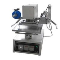 Buy cheap Motor-Drive Flat Hot Stamping Machine from wholesalers