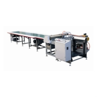 Buy cheap Automatic Paper Feeding And Gluing Machine Feeding paper width 60-600mm from wholesalers