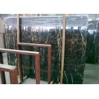 Buy cheap Pre Cut Black Marble Vanity Countertops , Potoro Wall Mounted Marble Bar Counter from wholesalers