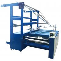 Buy cheap Easy Operation Fabric Folding And Sewing Machine Doubling Rolling Combined Machine from wholesalers